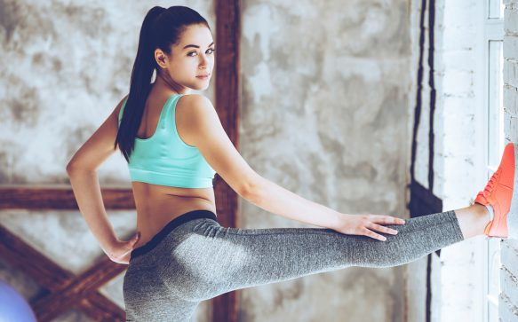 Warm Up With These Fast Fitness Tips