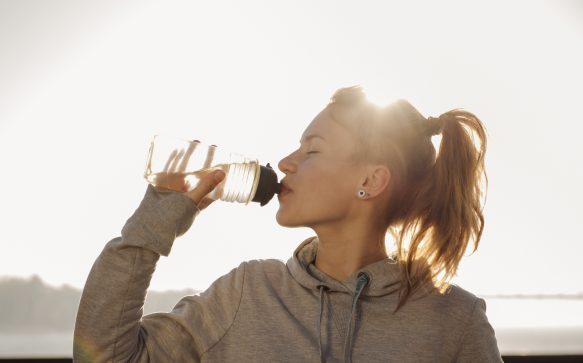 Trick Yourself Into Drinking More Water