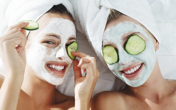 DIY face masks on a budget