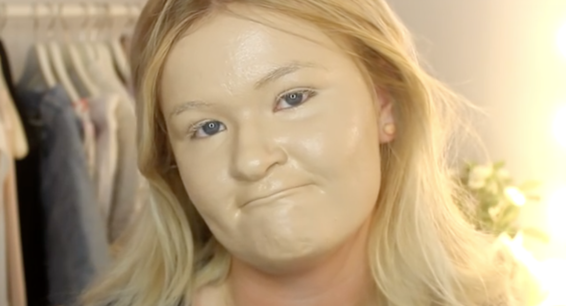 100 Layers of foundation breaks Youtube