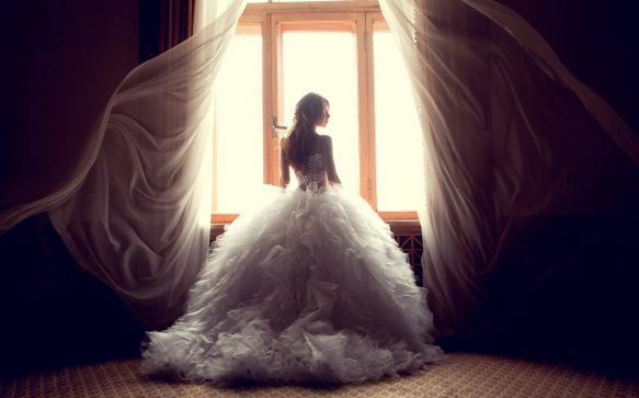 Post-wedding: What to do with your dress