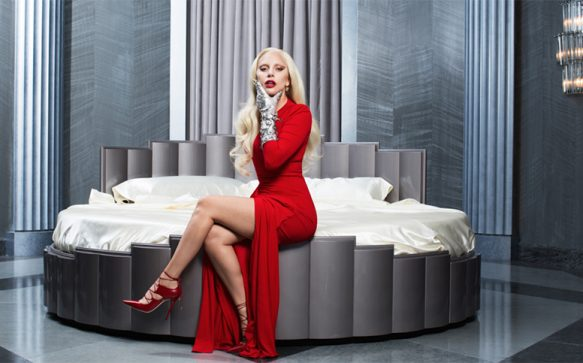 Top 5 Lady Gaga looks on American Horror Story: Hotel