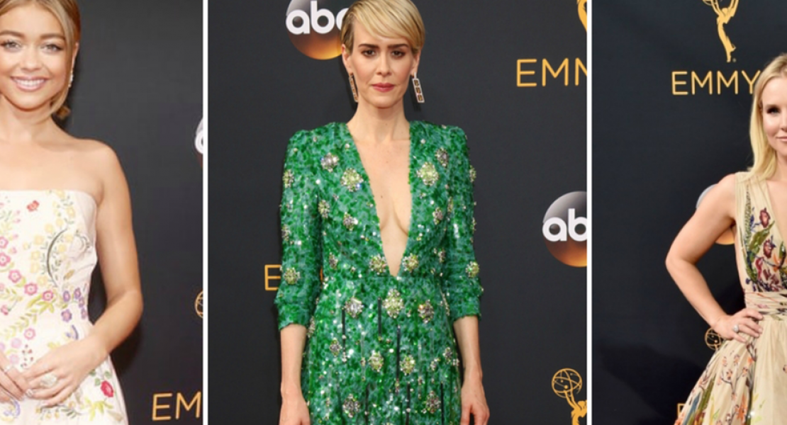 Best dressed at the Emmys 2016