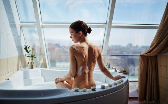 Why baths are good for you
