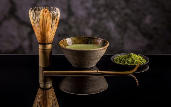 Why matcha powder was made for more than just a Latte