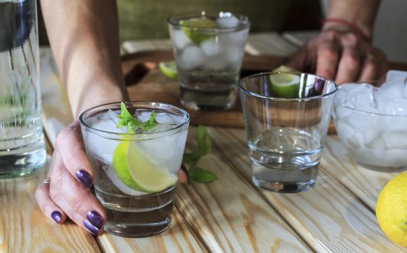 Ingredients that'll make your summer cocktails healthy ones
