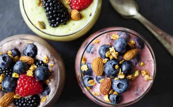 Super ingredients that'll help you get more out of your morning smoothie