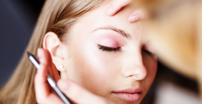It's all about the face: bridal makeup tips