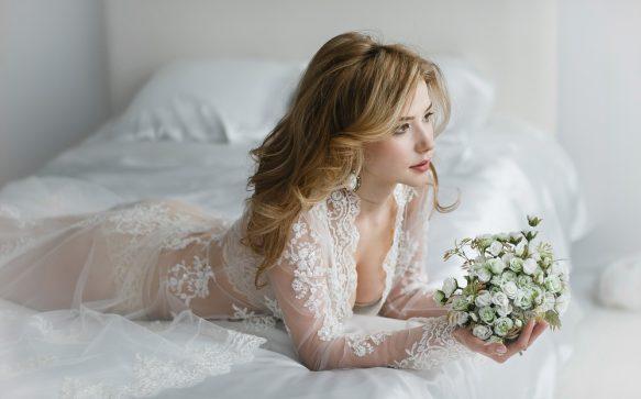 Unconventionally beautiful: unusual wedding dresses