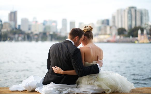 Best wedding photography locations in Sydney