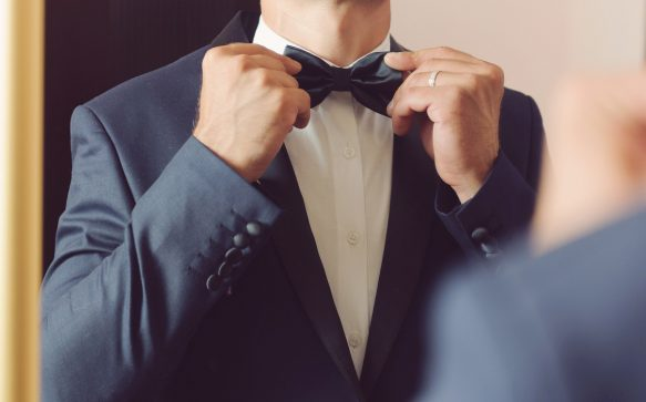 Wedding suit trends for the summer groom