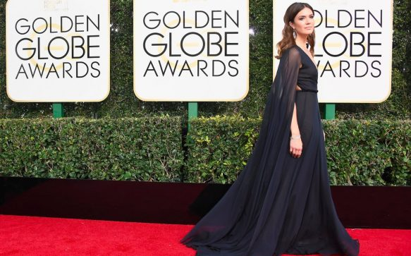 Best looks from 2017 Golden Globes Red Carpet