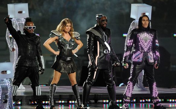 Iconic fashions from Super Bowl halftime shows