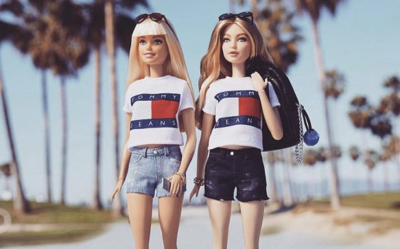 Gigi Hadid is now a Barbie Doll