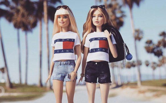 Gigi Hadid is now a Barbie Doll