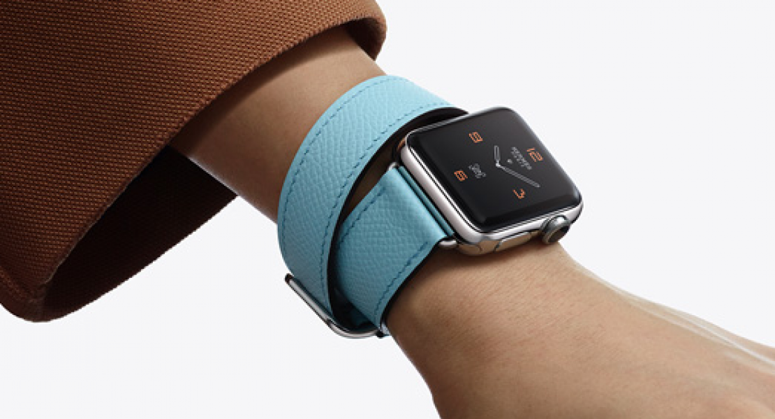 The new Hermès Apple Watch bands are beautiful