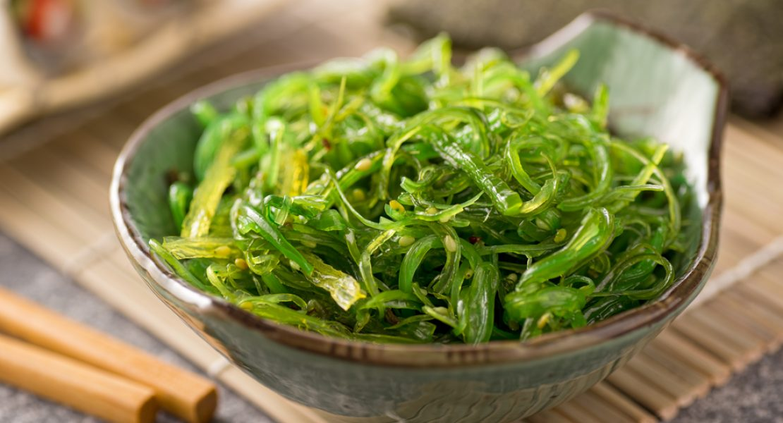 Why seaweed is the superfood of 2017