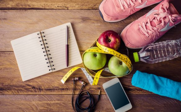 Exercise can help you relax and destress