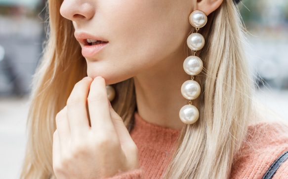 Statement earrings are the newest trend