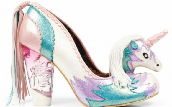 Unicorn heels are a thing and we want all of them