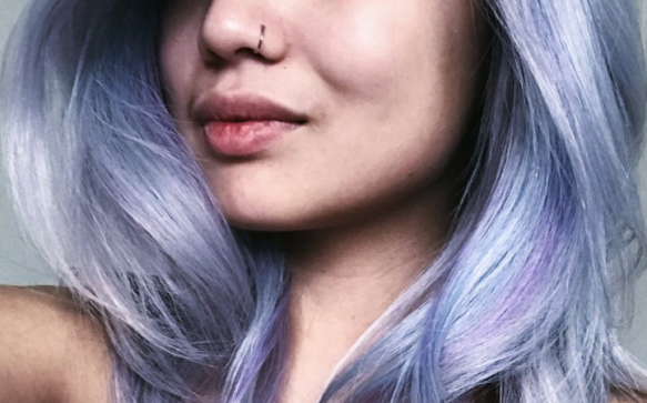 Holographic hair is here and it's sooo pretty