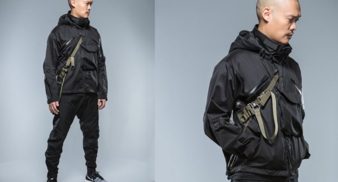 ACRONYM release uber practical SS17 range