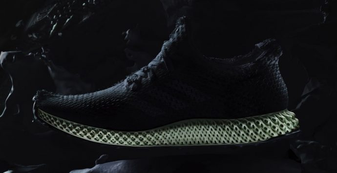 The adidas Futurecraft 4D has some amazing tech behind it