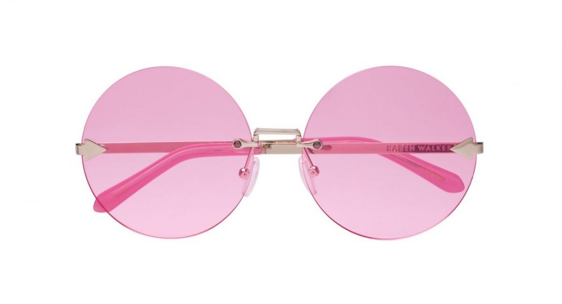 Karen Walker has released new eyewear