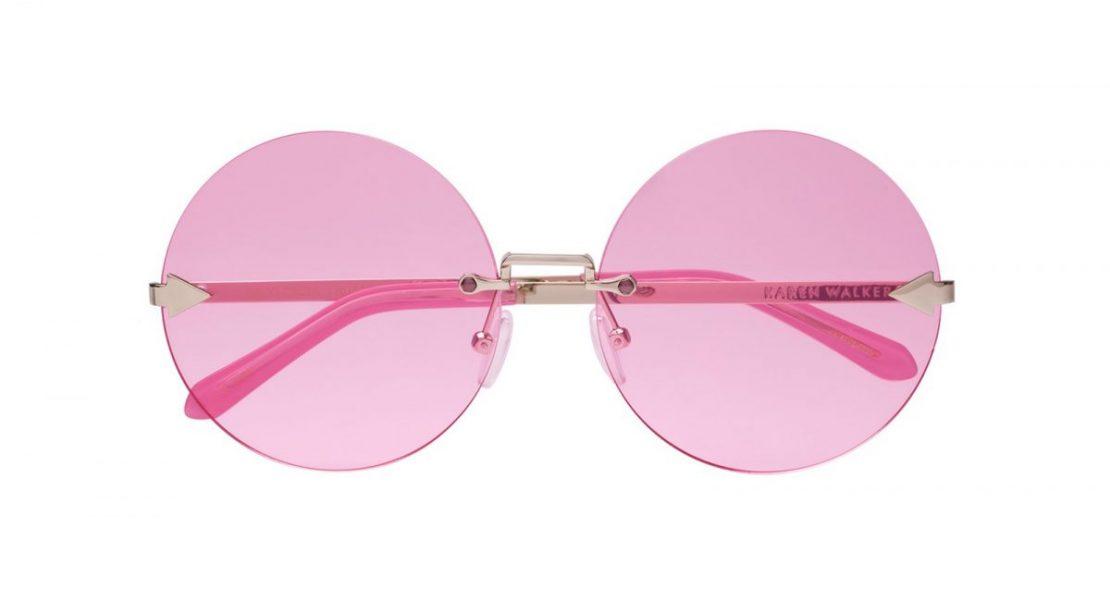 Karen Walker has released new eyewear