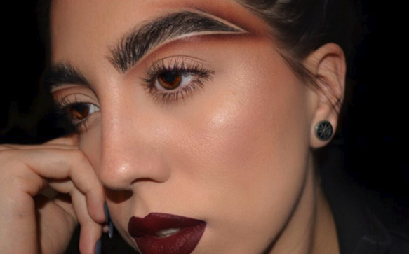 """""""Brow Carving"""" is the new trend for your eyebrows"""