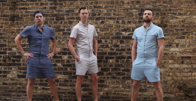 Rompers for men are here and happening