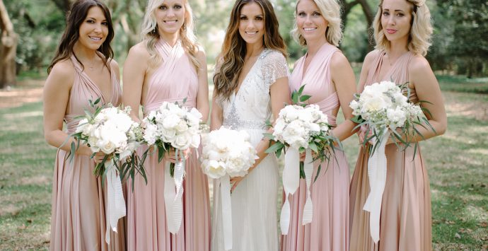 Calling all bridesmaids: start saving