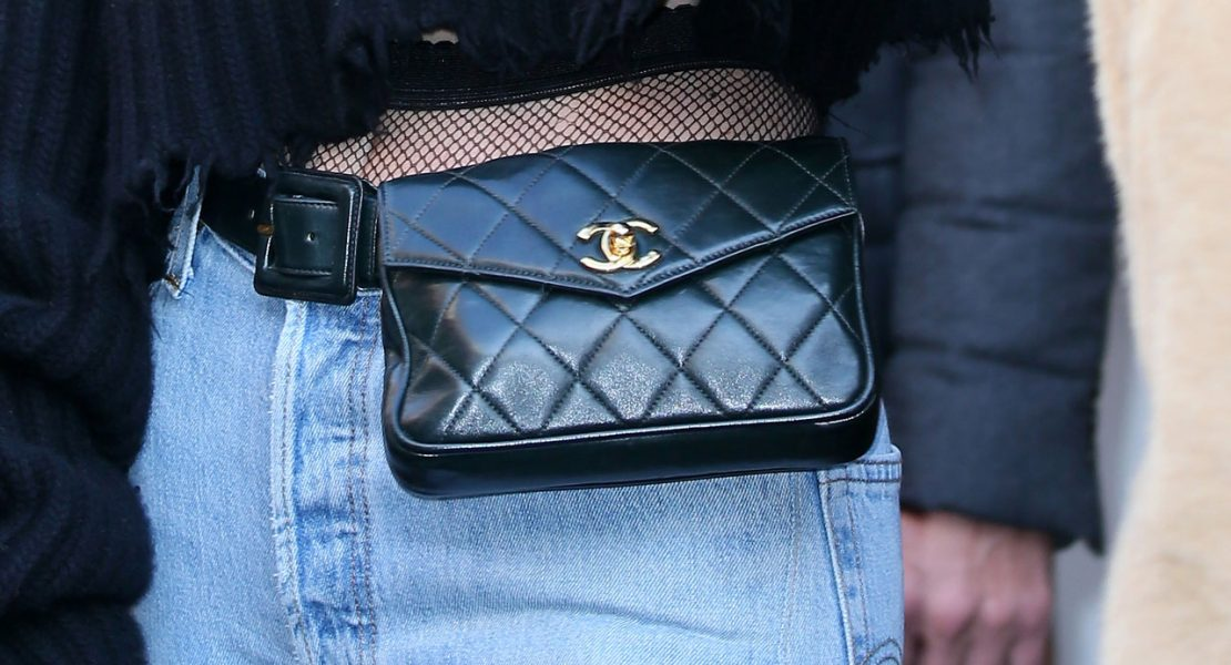 Could you pull off a bum bag?