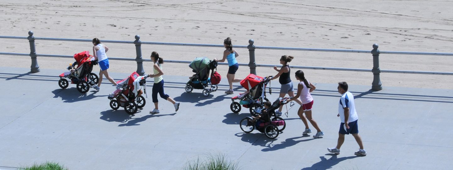 Fitness tips for working mums