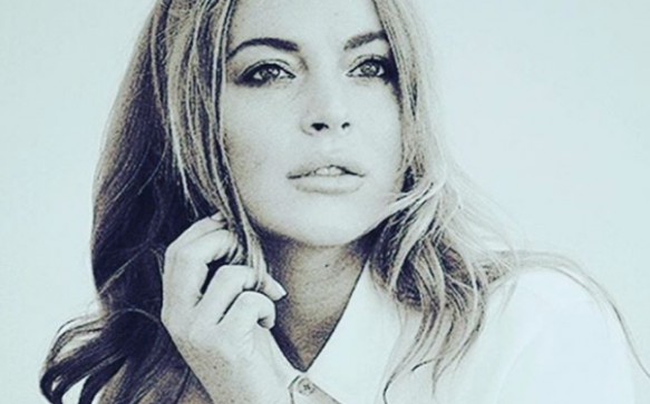 Lindsay Lohan releasing her own makeup collection!