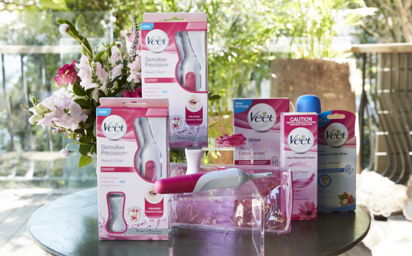 Veet Sensitive Precision™ Beauty Styler Expert Review