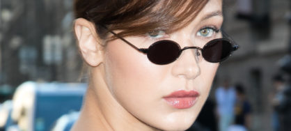 The Small Sunglasses Trend Giving Us Total 90's Vibes