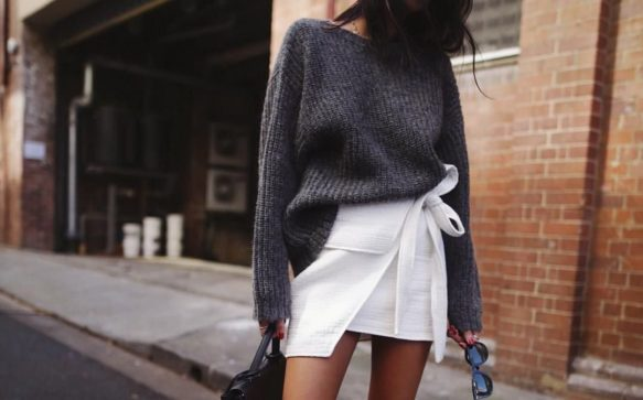 How to ease your summer style into the cooler weather