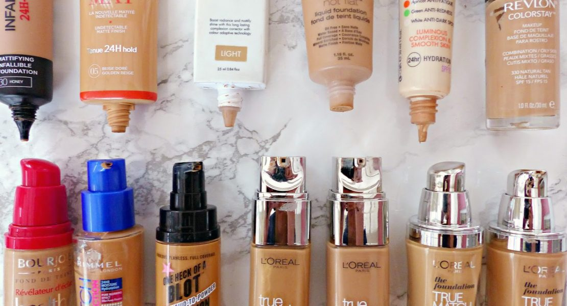 The Affordable Foundations You Need In Your Beauty Collection