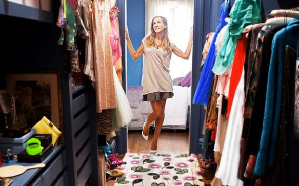 How To Love Your Closet In More Ways Than One