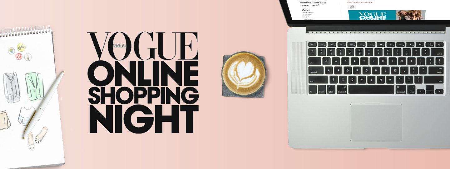 Vogue Online Shopping Night Is Almost Here