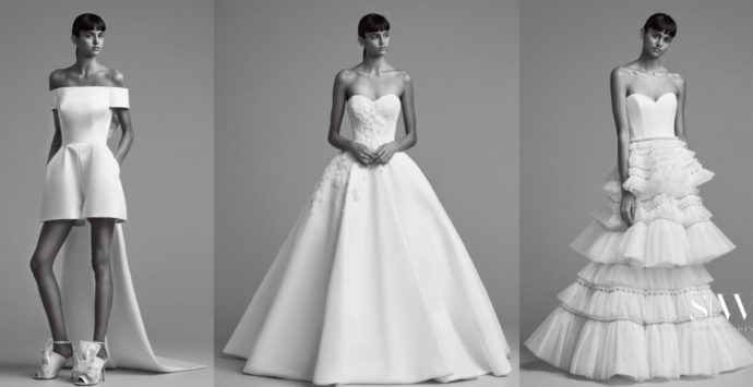 Luxury Bridal Wear With A Fashion Edge
