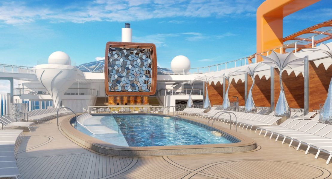 Celebrity Cruises Unveils The Spa on Celebrity Edge
