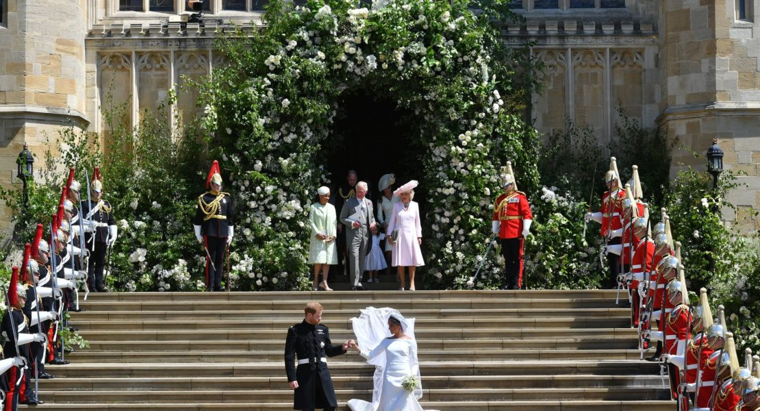 A Royal Wedding Recap – Introducing the Duke and Duchess of Sussex