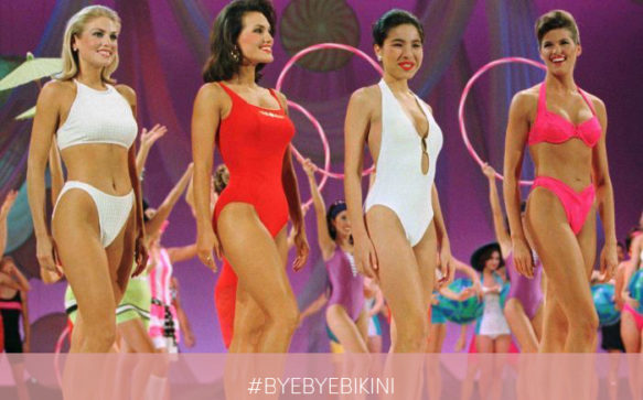 Miss America Pageant Culls Swimsuits