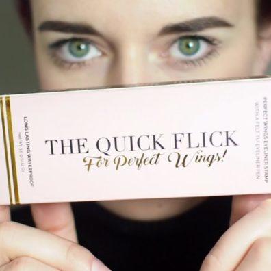 The Quick Flick  #BeautyBoss