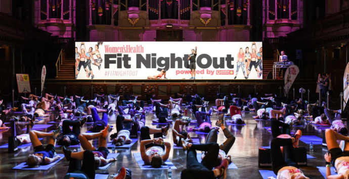 Fit Night Out With P.E Nation's Pip Edwards
