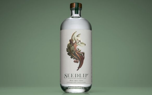 Non-Alcoholic Spirit Seedlip Launches At David Jones