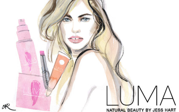 Glow Like A Total Goddess With LUMA Beauty's Illuminating Primer