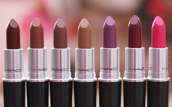 Get A Free MAC Lipstick By Recycling Old MAC Products